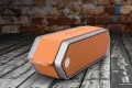 DreamWave HARMONY Bluetooth 4.0 Copper Camel Brushed Aluminum Premium Bluetooth Speaker