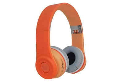 FANNY WANG 1000 SERIES ON EAR HEADPHONES - ORANGE