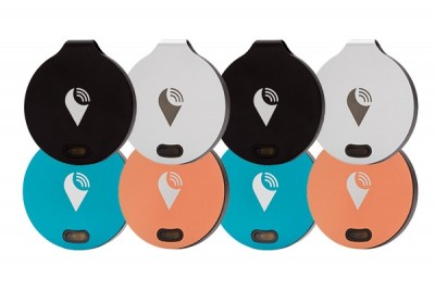 TRACKR BRAVO - 8 PACK - 2BLACK / 2SILVER / 2BLUE / 2ROSE GOLD