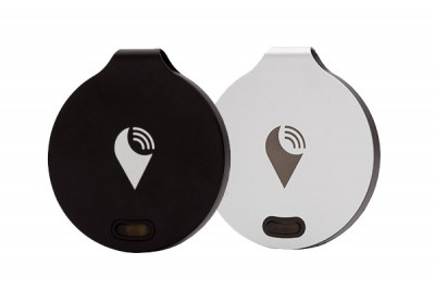 TRACKR BRAVO - 2 PACK - BLACK / SILVER