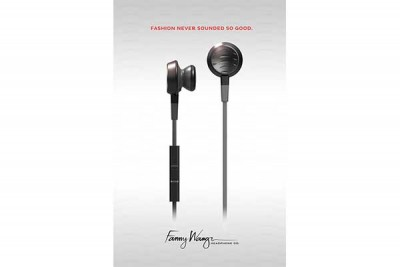 FANNY WANG BUDS - BLACK