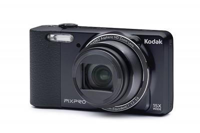 KODAK PIXPRO 15X ZOOM 16 MEGAPIXEL 3 INCH LCD SCREEN CAMERA-BLACK