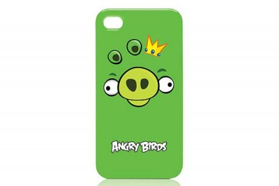 GEAR 4 ANGRY BIRDS CASE FOR IPHONE 4 - GREEN