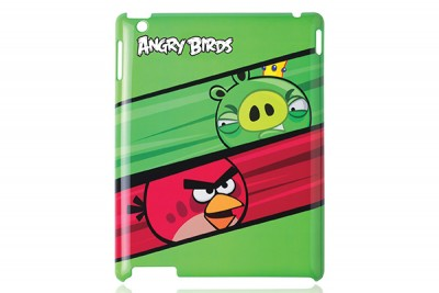 GEAR 4  ANGRY BIRDS CASE FOR IPAD (PIG VS RED BIRD)