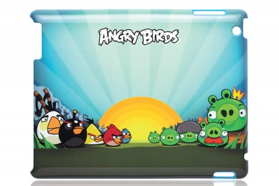 GEAR 4  ANGRY BIRDS CASE FOR IPAD (FAMILY)