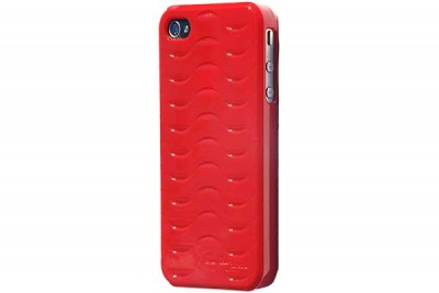 FANNY WANG IPHONE 4 CASE - RED
