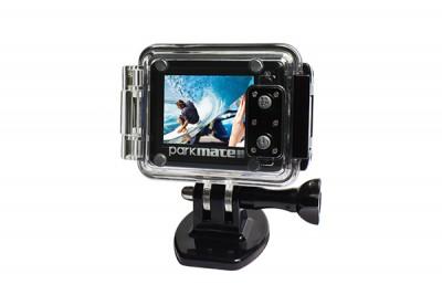 KAPTURE KPT-600 IN-CAR DIGITAL VIDEO RECORDER & SPORTS CAMERA PACK
