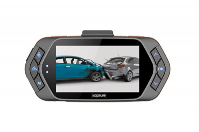 "KPT-700 2.7"" Full HD In-Car Digital Video Recorder with G-Sensor"