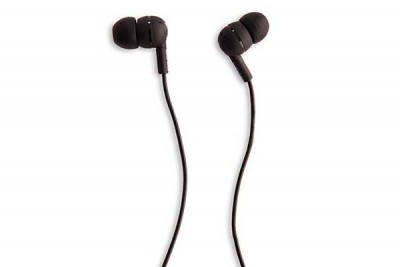 BOOM LEADER IN-EAR HEADPHONES GREY