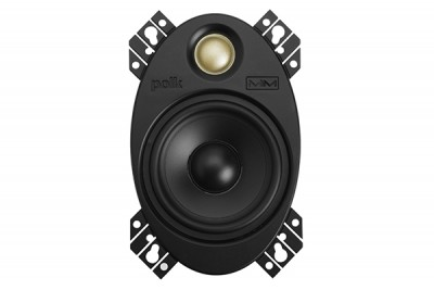 "POLK 4"" X 6"" COAXIAL PLATE SPEAKERS"