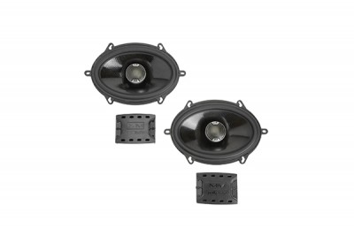 "POLK 5"" X 7"" COAXIAL SPEAKERS"