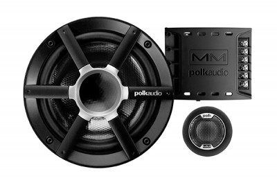 "POLK 6.5"" COMPONENT SYSTEM"