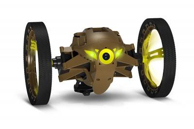 PARROT Minidrone JUMPING SUMO - KHAKI BROWN