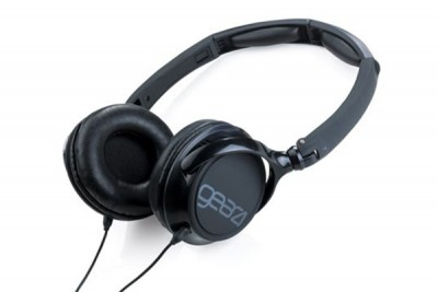 GEAR 4 FOLDAWAY LIGHTWEIGHT ON EAR HEADPHONES