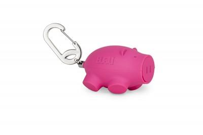 BUQU Chubs - Pig Power Bank Pink