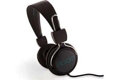 BOOM RENEGADE OVER-EAR HEADPHONE GREY/TEAL