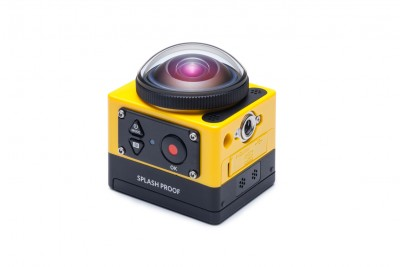 KODAK PIXPRO 360 Action Camera SP360 AQUA PACK