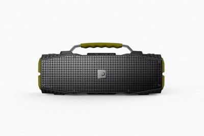 DreamWave SURVIVOR Outdoor Bluetooth Speaker With Built In Vehicle Jump Starter