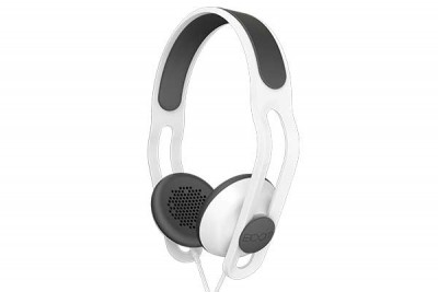 BOOM SWAP MODULAR ON-EAR HEADPHONE WHITE