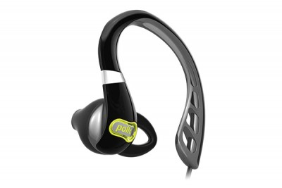 POLK ULTRAFIT 1000 IN EAR HEADPHONES BLACK/GREEN