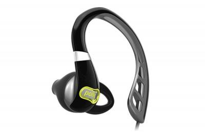 POLK ULTRAFIT 1000 IN EAR HEADPHONES BLACK/GREEN