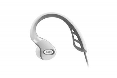 POLK ULTRAFIT 3000 IN EAR HEADPHONES - WHITE