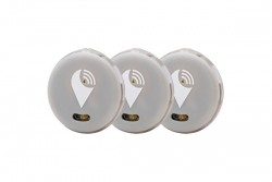 TRACKR PIXEL - 3 PACK - 3SILVER