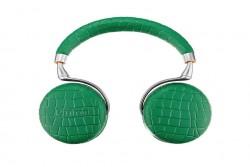 PARROT ZIK3 Headphones Croc Texture Emerald Green