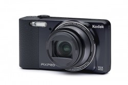 KODAK PIXPRO 15X ZOOM 16 MEGAPIXEL 3 INCH LCD SCREEN CAMERA-BLACK