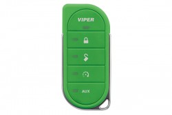 VIPER 2-WAY LED GREEN CANDY CASE