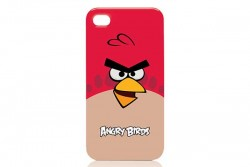 GEAR 4 ANGRY BIRDS CASE FOR IPHONE 4 - RED