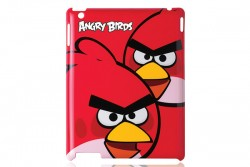 GEAR 4  ANGRY BIRDS CASE FOR IPAD (RED BIRD)