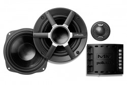 "POLK 5.25"" COMPONENT SYSTEM"