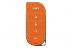 VIPER 2-WAY LED ORANGE CANDY CASE