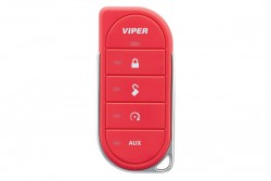 VIPER 2-WAY LED RED CANDY CASE