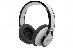 BOOM ROGUE ON EAR HEADPHONES WHITE