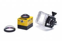 KODAK PIXPRO  360 Action Camera SP360 EXPLORERS PACK