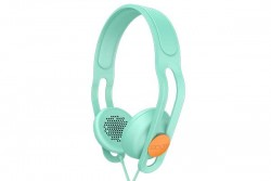 BOOM SWAP MODULAR ON-EAR HEADPHONE GREEN