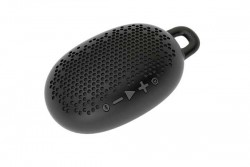 BOOM URCHIN PORTABLE WIRELESS SPEAKER BLACK