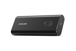 PowerCore+ 10050mAh with 1x Quick Charge 3.0 3A, PowerIQ 2.4A port, MultiProtect (Black)